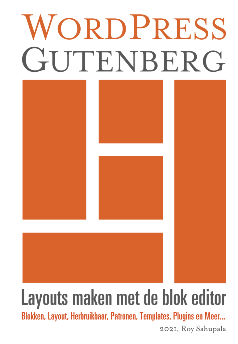 cover wordpress Gutenberg